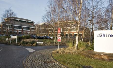 Shire Pharmaceuticals headquarters