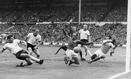 1966: England 4-2 West Germany