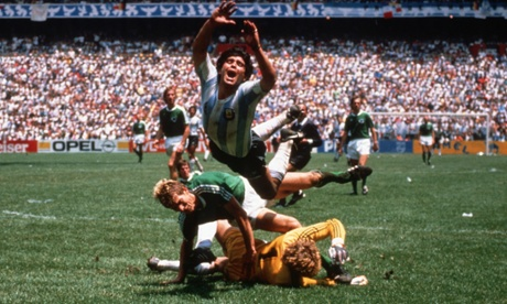 1986: Argentina 3-2 West Germany