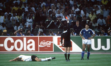 1990: West Germany 1-0 Argentina