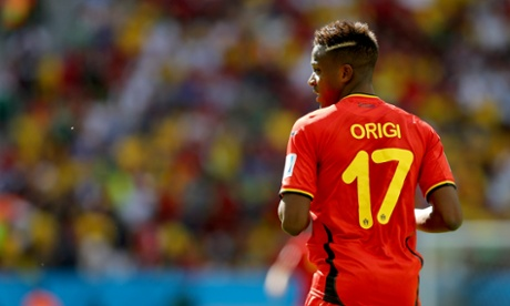 Divock Origi's exploits in Brazil have seemingly won him a move to Liverpool.