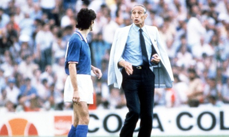 Enzo Bearzot and Paolo Rossi how it is