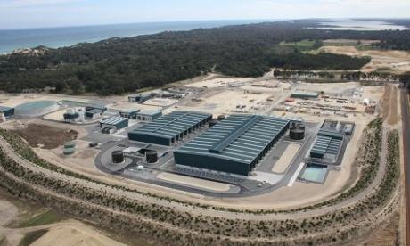 Perth desalination