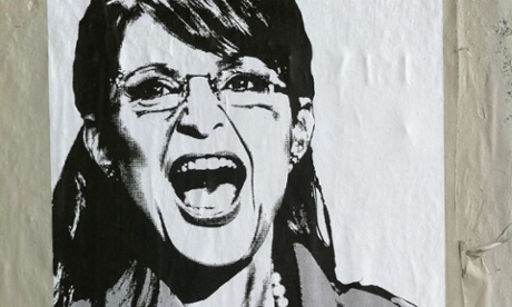Sarah Palin's ability to put anything on the internet without any intermediary has rendered her as reckless as any tween with a SnapChat account. Photograph: David Lytle / Flickr via Creative Commons