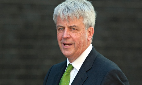 Andrew Lansley, leader of the House of Commons