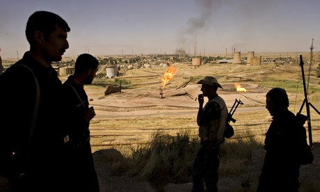 Kirkuk oil field
