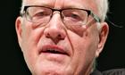 Former Archbishop of Canterbuty George Carey: 'a Dascene conversion'?