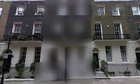 Tony Blair's London house blurred out on Google Street View