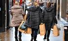 Interest rate fears put breaks on sales