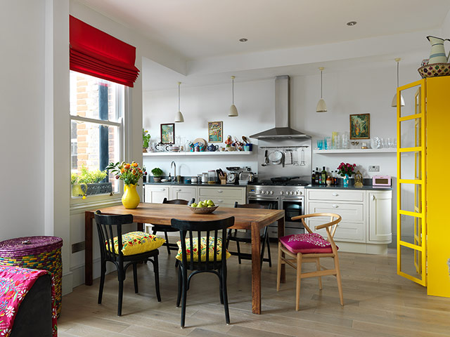 Interiors a colourful london home where east meets west for Lulu designs interior design
