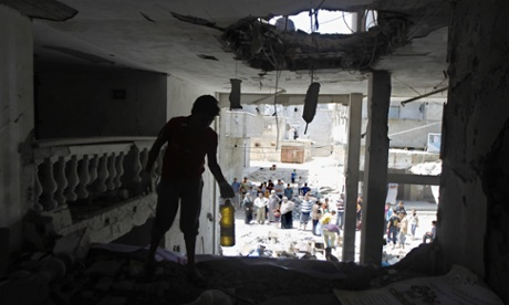 gaza palestine israel rafah