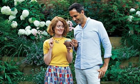 She grows it, he cooks it: when Alys Fowler met Yotam Ottolenghi