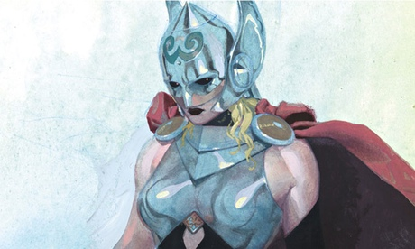 The new female Thor