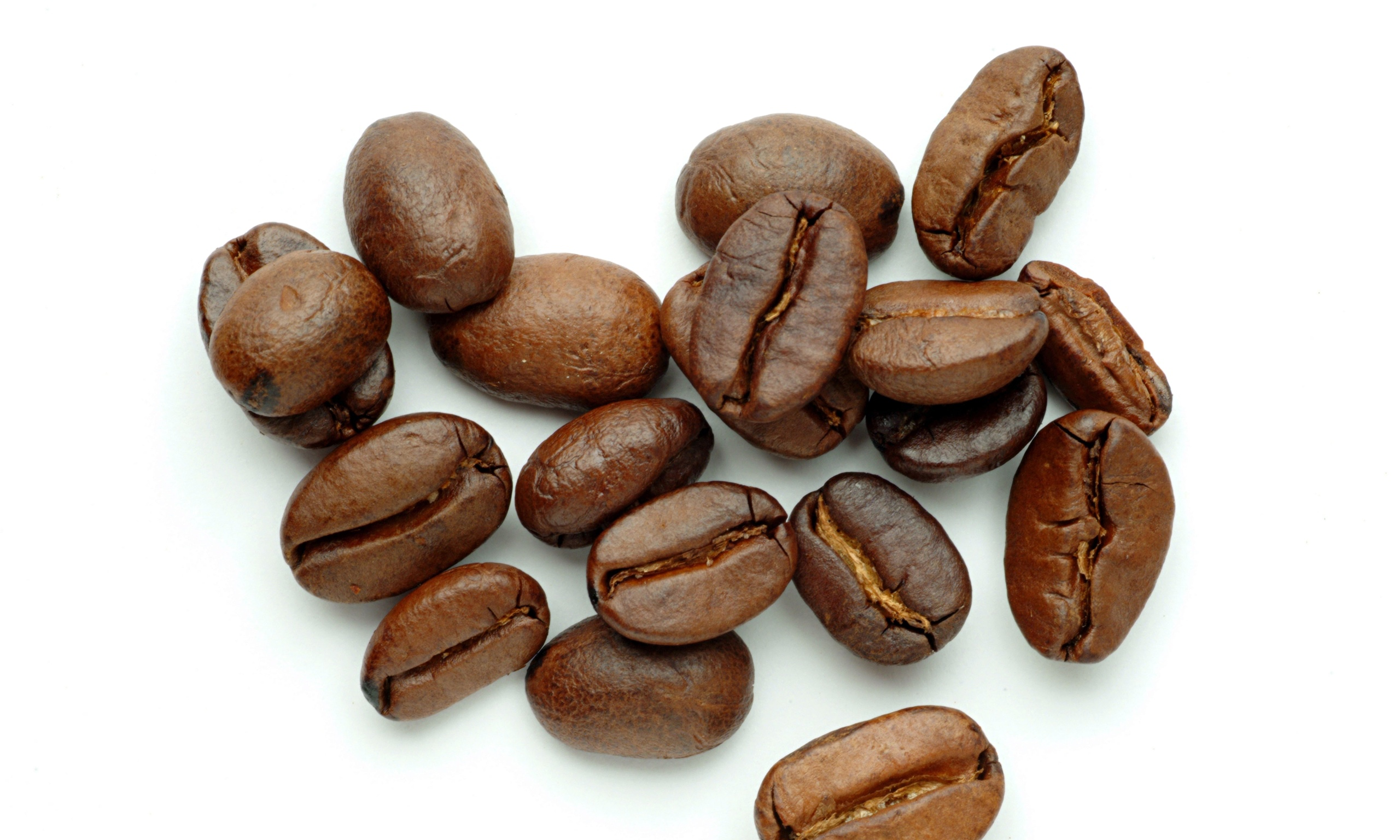 Roasted coffee beans  014