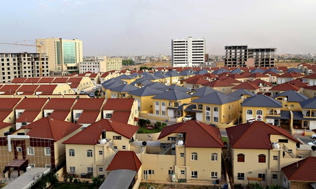 New housing in Irbil, 2013