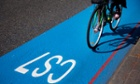 Cycle Superhighway 7.