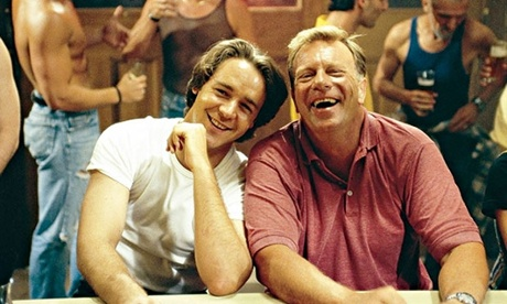 Russell Crowe and Jack Thompson in The Sum of Us