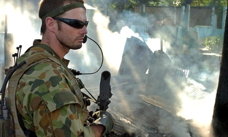 australian army ludlam