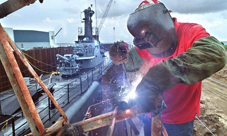 do welders make good money uk