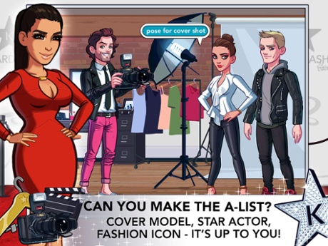 Kim Kardashian: Hollywood. Kim Kardashian: Hollywood.