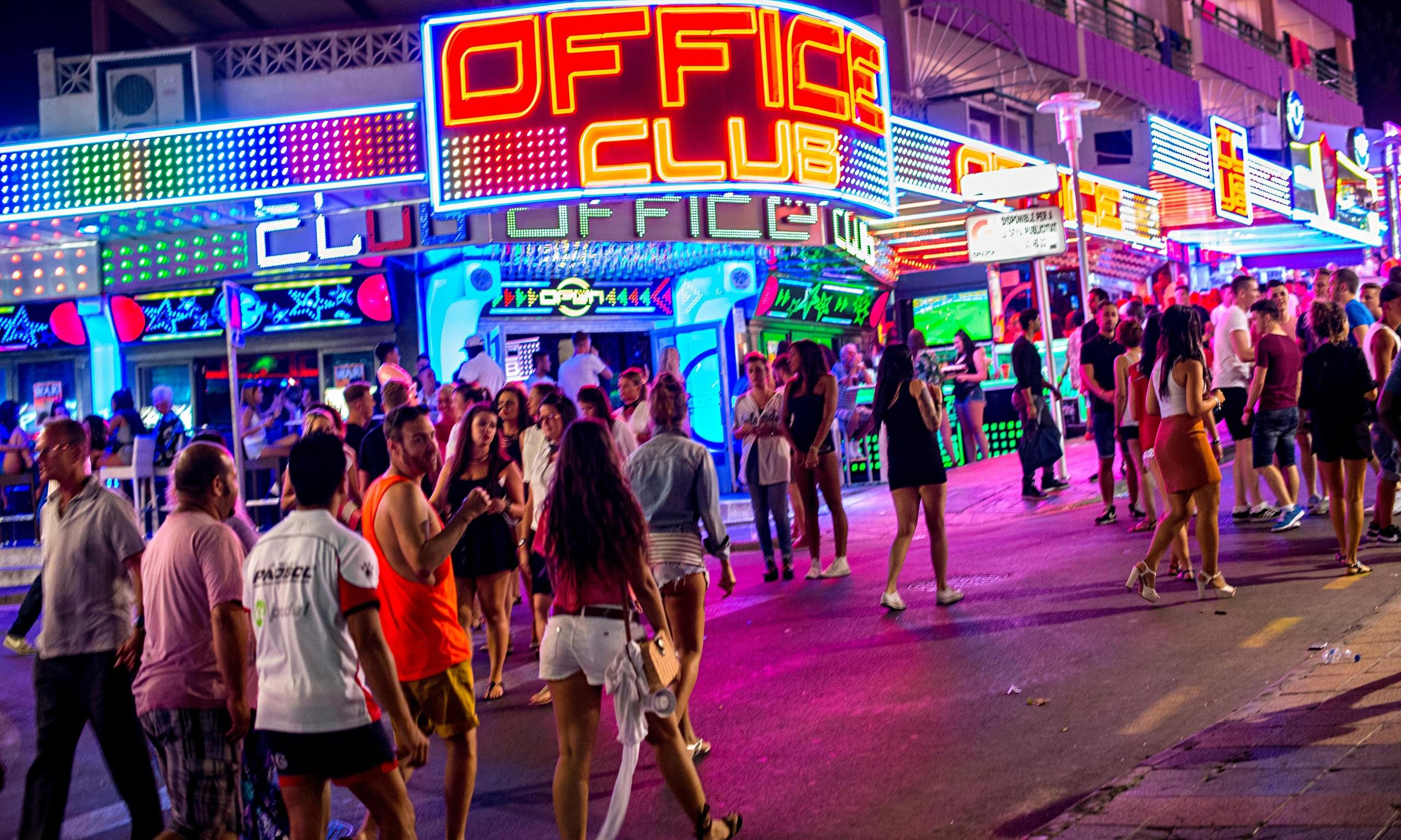 How Magaluf Took The Moral High Ground By Pepper Spraying