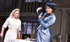 The Importance of Being Earnest, with Christine Kavanagh, left, and Cherie Lunghi