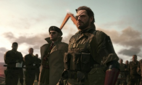 MGS 5 issues US-world national politics, Kojima states