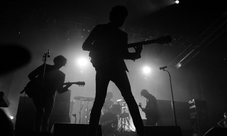 Watch The Kooks Perform Forgive Forget And Sofa Song Music The Guardian