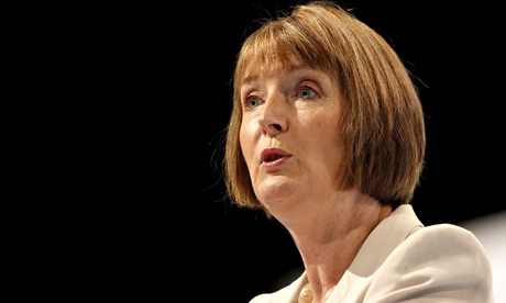 Harriet Harman comments