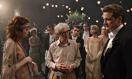Woody Allen: Pacino, De Niro, Nicholson 'too busy' to work with me