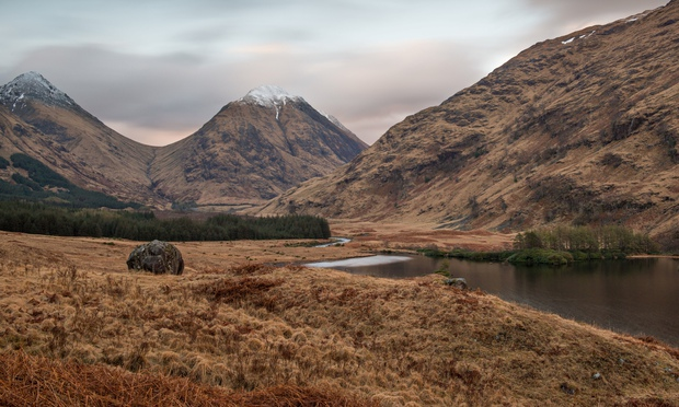 Skyfall location in Scottish Highlands blighted by litter ...