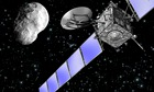 Close encounter with Comet 67P may reveal origins of life on Earth