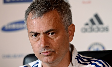 Jose Mourinho has cheeky dig at Arsenal, says Cesc Fabregas only wanted to come to Chelsea [Guardian]