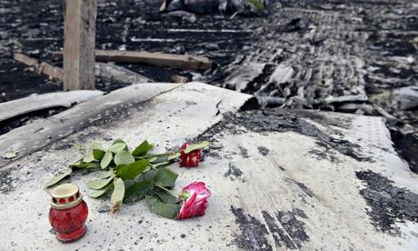 MH17: Украина обвиняет пророссийских мятежников во изъятии тел с места крушения