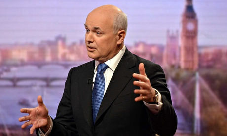 Iain Duncan Smith, who is responsible for the work programme.
