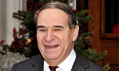 Lord Brittan, the former home secretary (Conservative Party).