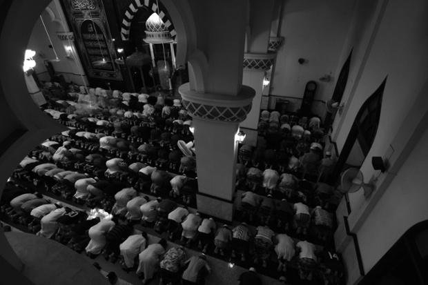 13 Gambar Sambutan Ramadan Di Seluruh Dunia.'