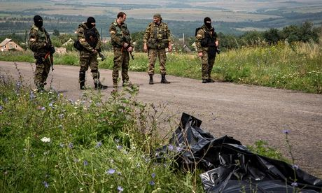 MH17: пророссийские боевики позволят доступ к месту крушения, если будет соглашение о прекращении огня