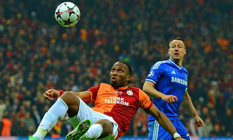 Chelsea set to re-sign Didier Drogba on one-year contract
