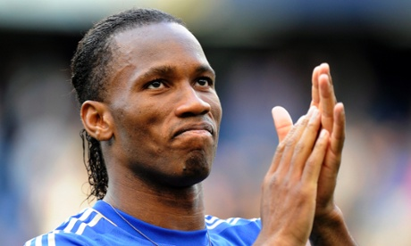 Didier Drogba is currently a free agent after his 18-month contract at Galatasaray came to an end at the conclusion