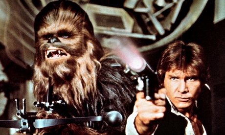 Why I'd like to be  Chewbacca in Star Wars