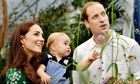 Prince George at one: style icon, globetrotter, 'toddler with the best hair'