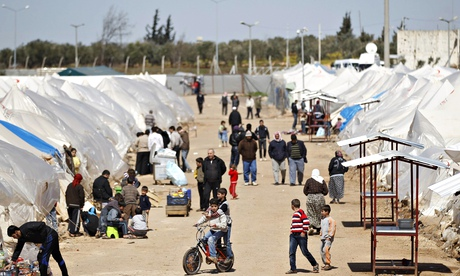 Europe must give Syrian refugees a home