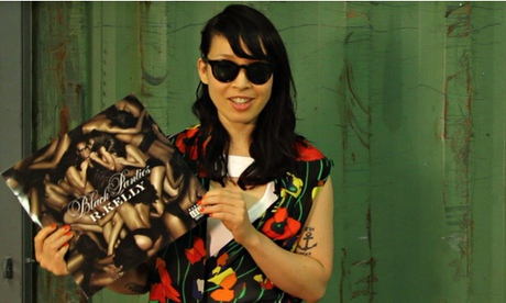 Yukimi Nagano from Little Dragon