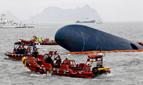 Badly decomposed body found in South Korea is fugitive ferry tycoon, say police