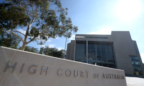 high court building Canberra