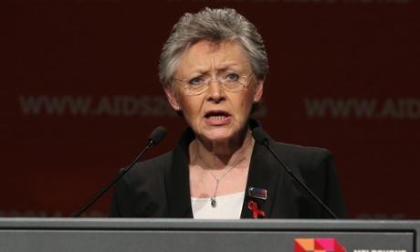 Francoise Barre Sinoussi