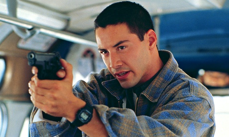 Why I'd like to be  Keanu Reeves in Speed