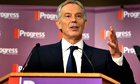 Tony Blair Marks The 20th Anniversary Of His Election As Labour Party Leader