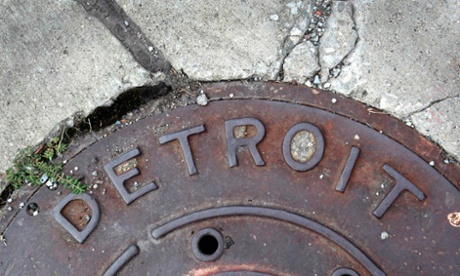 Detroit pensions cut